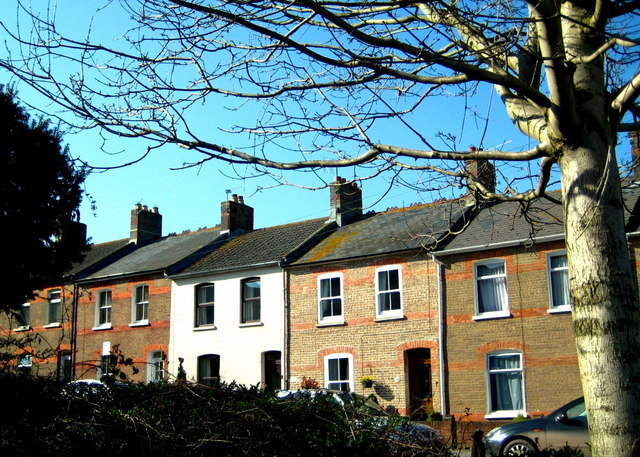 Terraced houses - Bridport Road