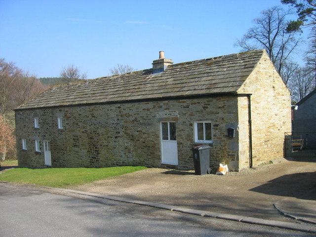 Farm buildings conversion at Bridge End, Blanchland