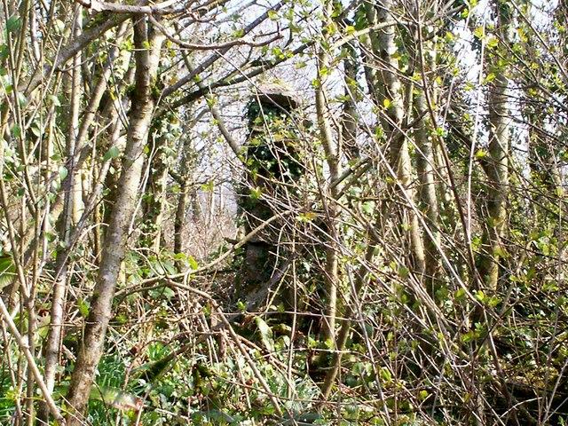Greenacre Ruins, Llanteg