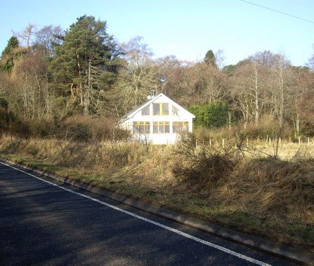 New house near Craighead