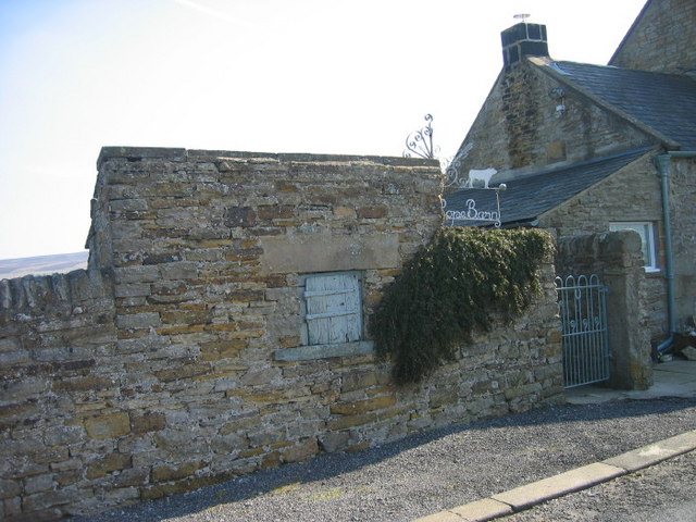 Coalhouse, Rope Barn Farm near Blanchland
