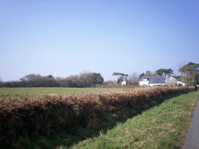 Field south of Mountain Chapel, Llanteg