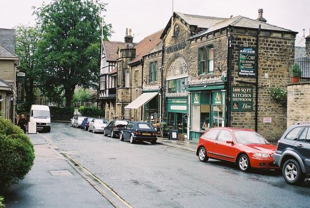 Victorian Arcade, Ilkley