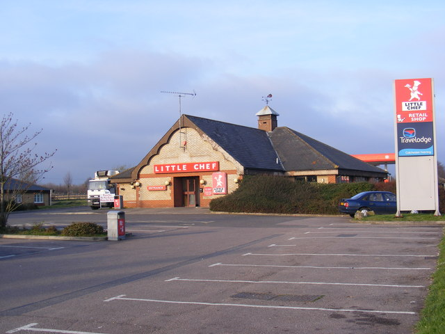 Little Chef, Feering, Colchester