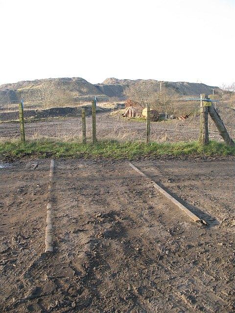 Rails, Woodend