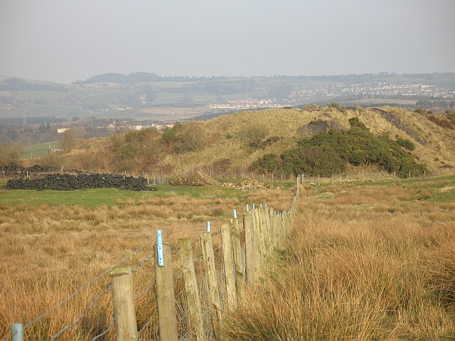 Woodend Colliery site