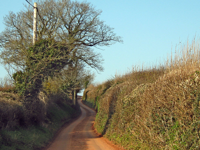 Road from Kingston to Broomfield