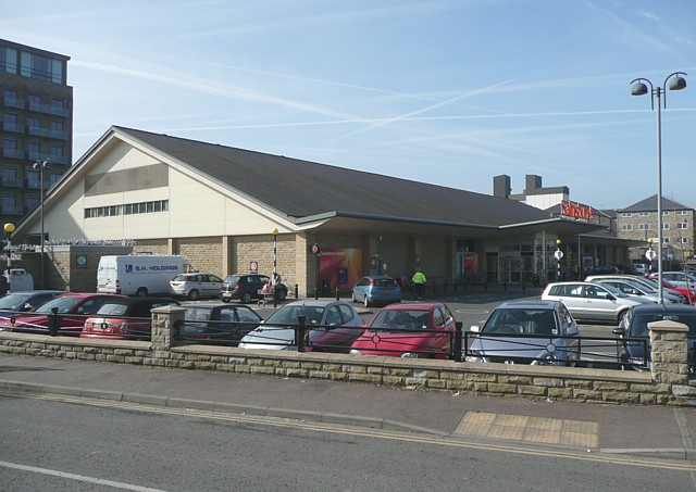 Sainsbury's supermarket , Brighouse
