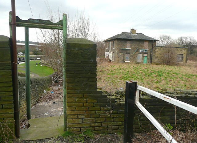 The former bowling green and club, Wharf Street, Brighouse