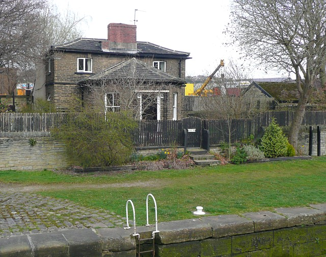 The Old Lock House, Brighouse