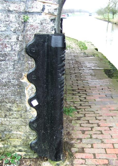Guard post, Bridge 72 on the Shropshire Union canal
