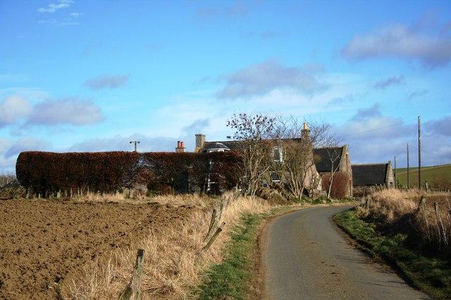 Scoutbog Farmhouse