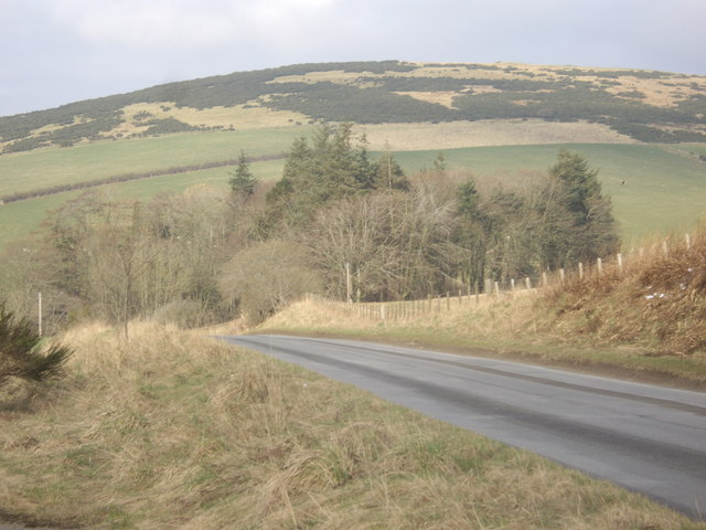 A920 down to Cairnborrow
