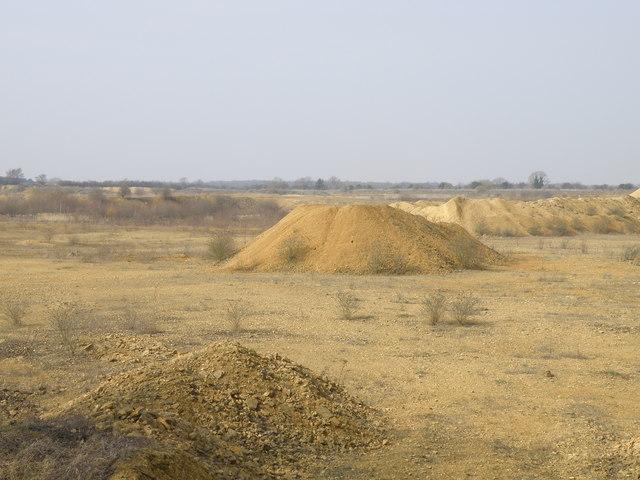 Quarry near Wansford
