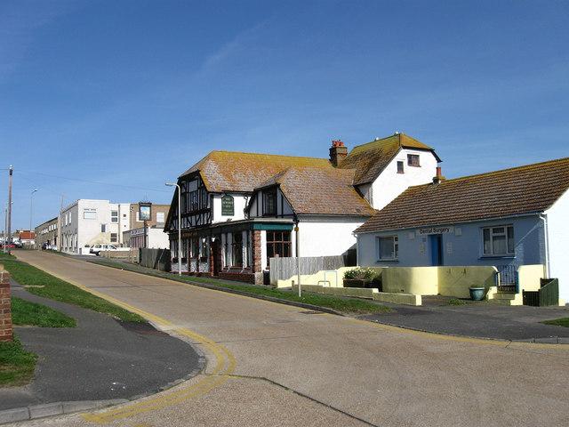Dewdrop Inn, Steyning Avenue