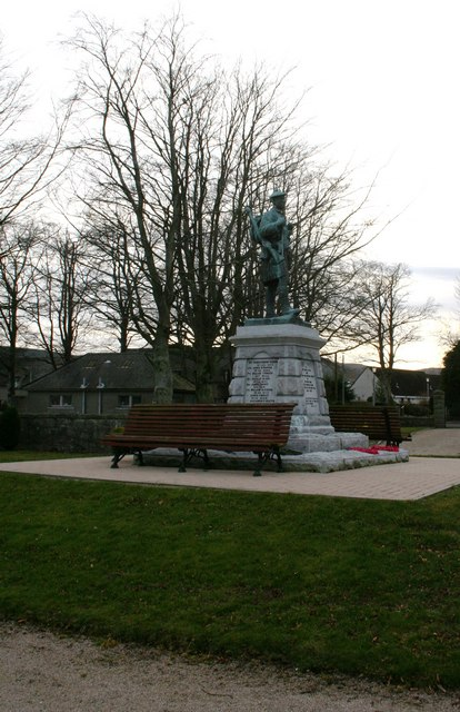 Echt War Memorial