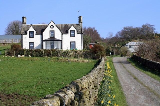 Strathmaddie Farmhouse