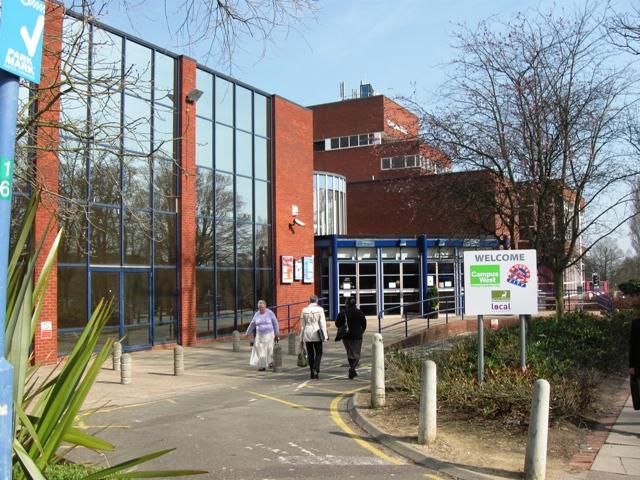 Campus West, Welwyn Garden City