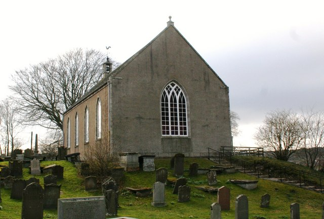 Banchory-Devenick Church