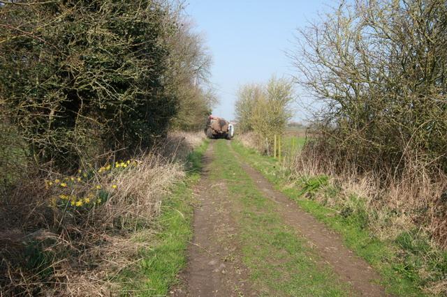 Wyre Way Footpath