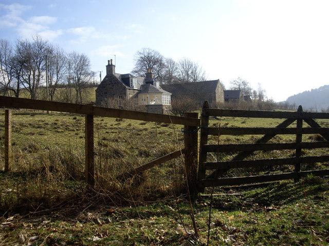 Stratinnan farmhouse