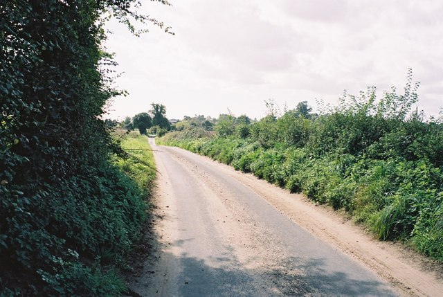 Side road to Snape