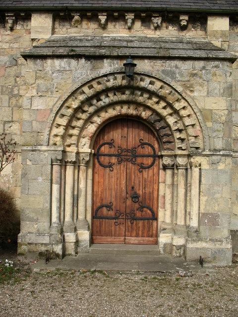 South Doorway, St Martin's, Fangfoss