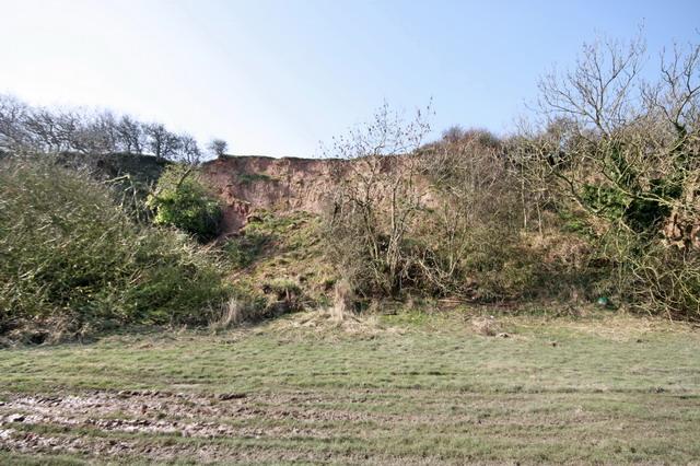 River Bank Cliffs
