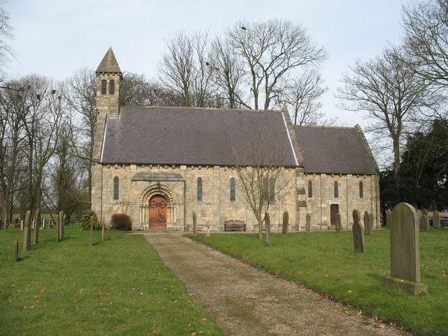Church of St Martin, Fangfoss