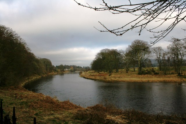 Bend on the Dee