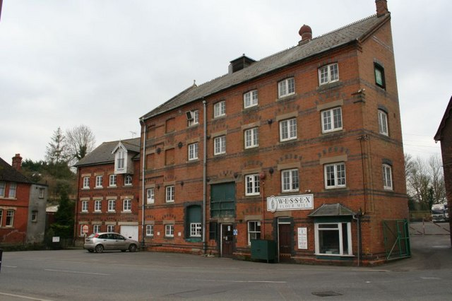 Wessex flour mill