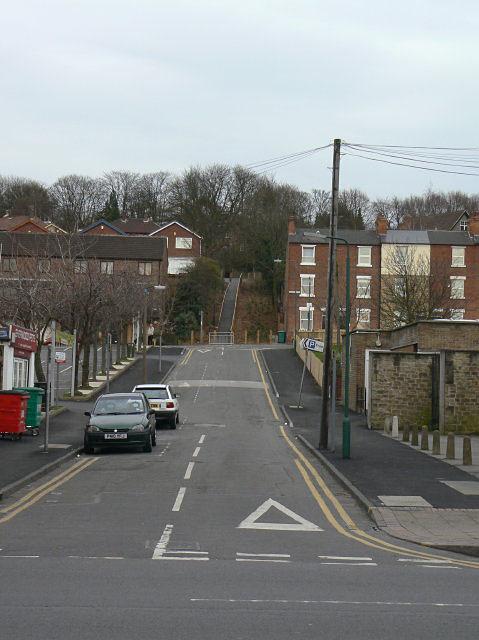 Spondon Street, Sherwood