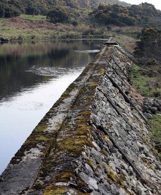 Loch Ornockenoch Dam