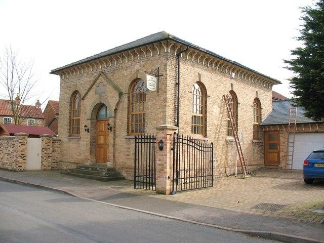 Former Methodist Chapel, Fangfoss
