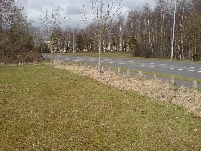 Ancells Road, Fleet