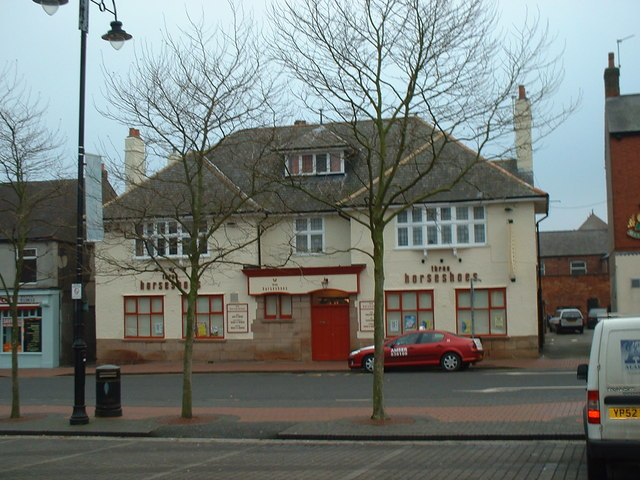 Former Three Horseshoes Pub