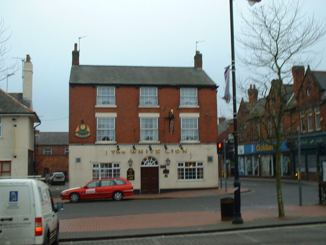 The White Lion Pub