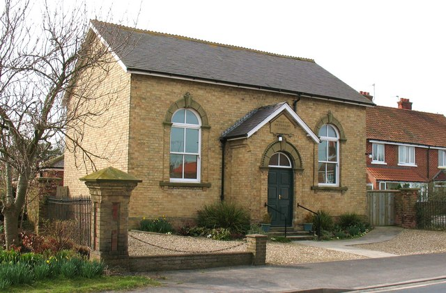 Methodist Chapel, Bolton