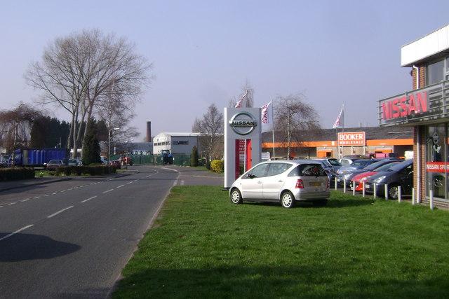Nelson Lane, Warwick