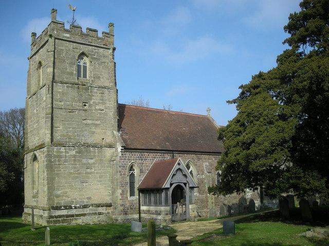 Shawell-All Saints Church