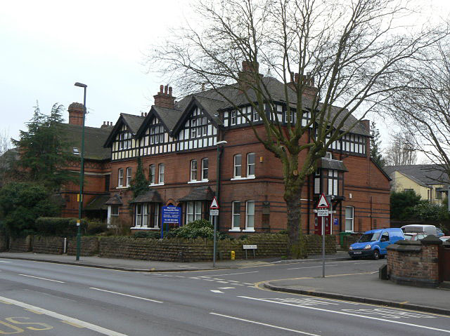 Houses on Mansfield Road