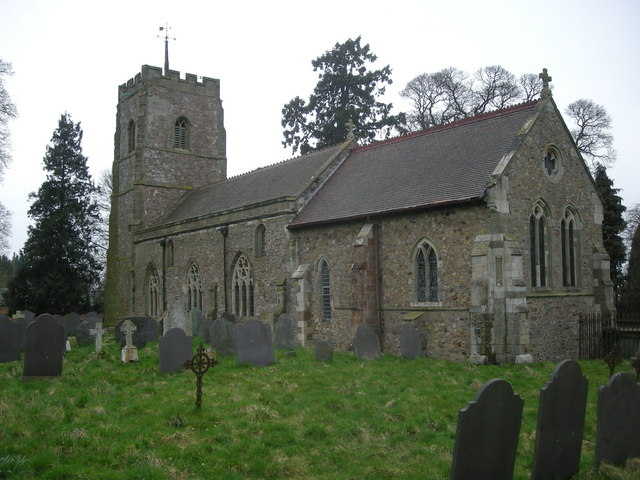 Ashby Magna Church