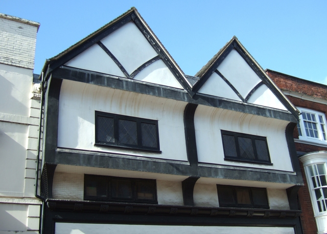 Timber framed building