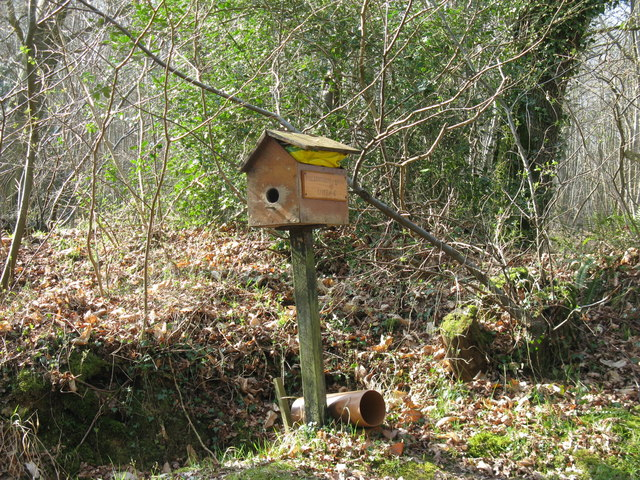 Recycled nestbox