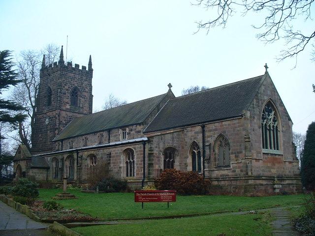St Martin's Church