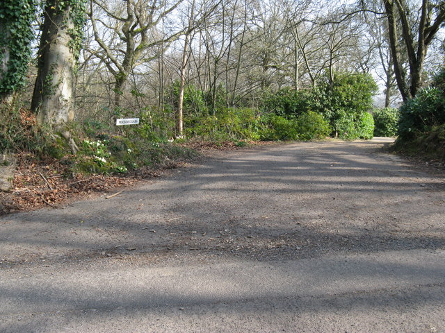 Driveway for Mockbeggars