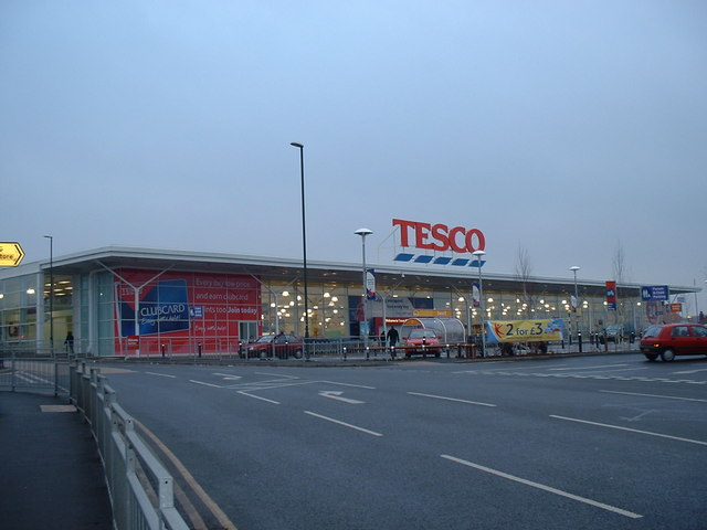 Tesco Superstore