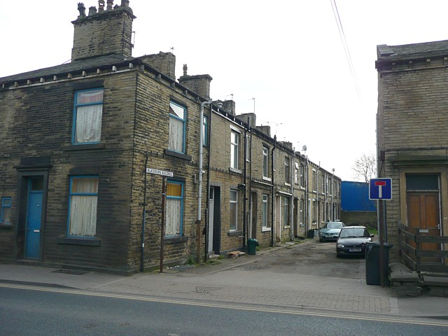Blackburn Buildings, Clifton
