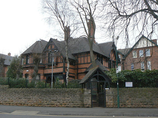 Clawson Lodge, Mansfield Road