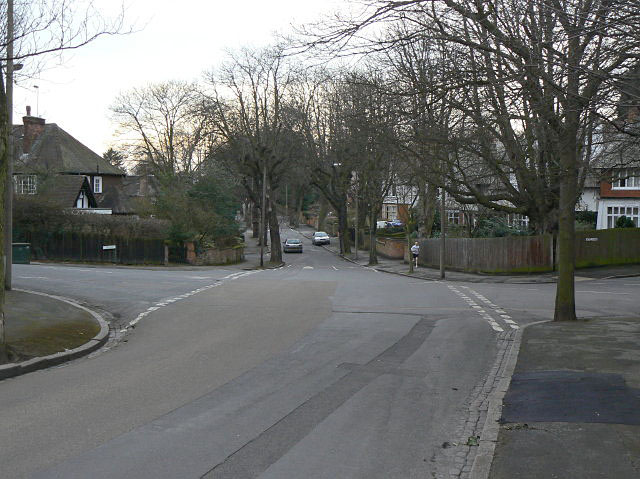 Mapperley Hall Drive